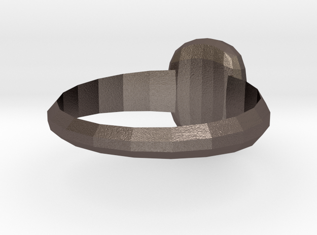 Medici Family Ring4 3d printed
