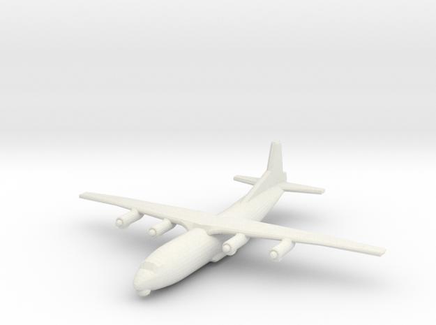 1/400 Antonov AN 12 Shaanxi Y8 3d printed