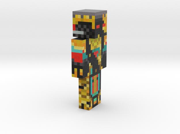 6cm   MinecraftPunk34 3d printed
