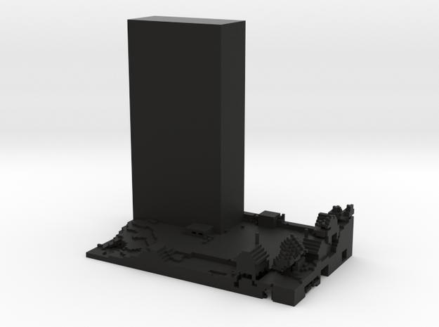 Achievement City 3d printed