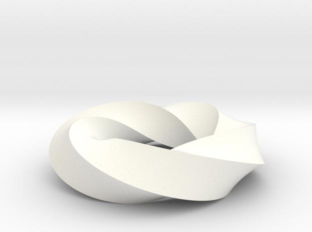 Mobius Loop - Square 5/4 twist