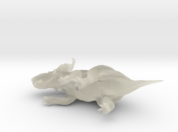 Pachyrhinosaurus 1:72 scale model