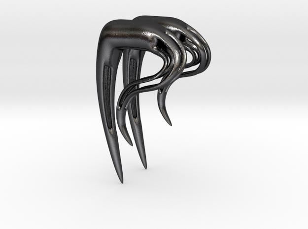 Earrings Tribalspike 2g 3d printed