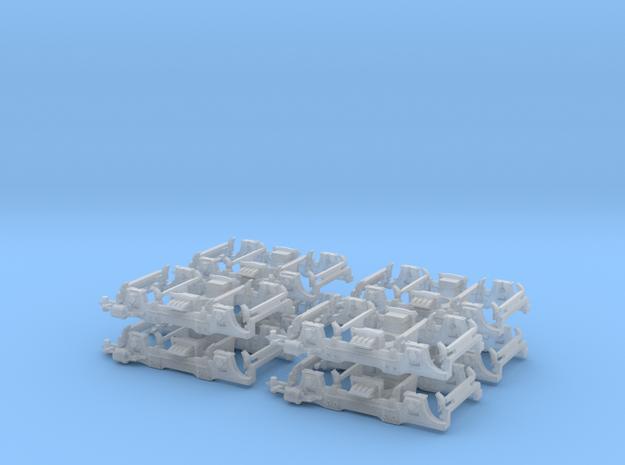 T104p CPR type1b ac x8 N 3d printed