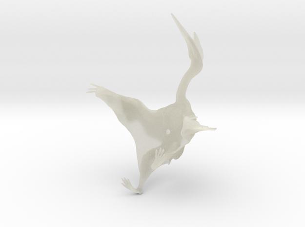 Quetzalcoatlus 1:72 scale model 3d printed