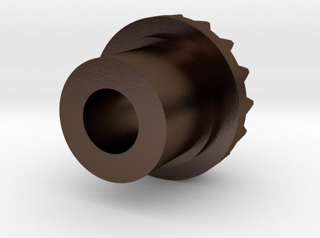 Bevel Gear 3d printed