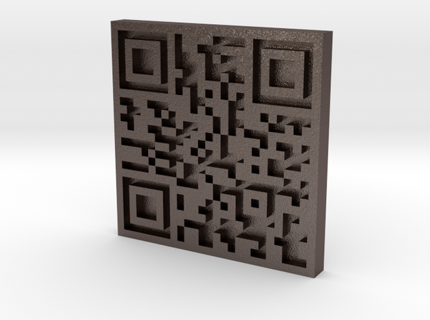 QRCode -- www.shibui-daughters.com 3d printed
