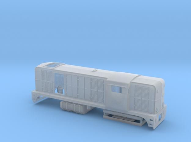 N 2400 DE NS LifeLike zonder gaas 3d printed