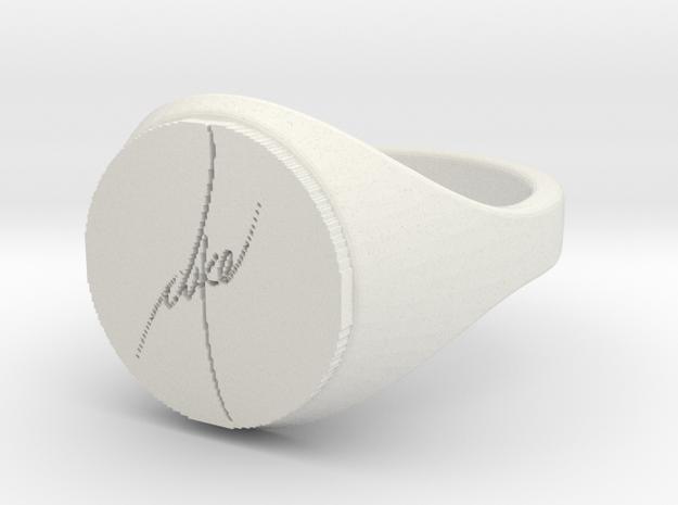 ring -- Tue, 30 Apr 2013 10:18:01 +0200 3d printed