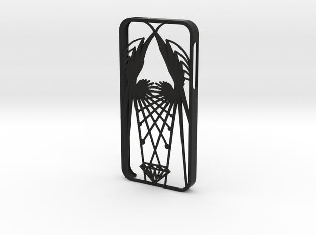 Wings iphone 5 Case  3d printed