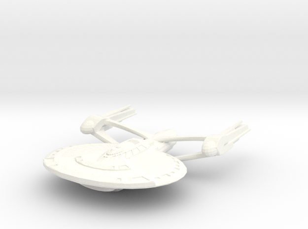 Walford Class Destroyer 3d printed