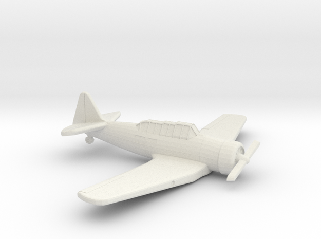 1:200 CAC WIRRAWAY/T6 3d printed