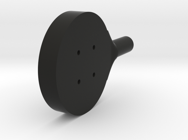 DSLR_pitch_motor_outer 3d printed