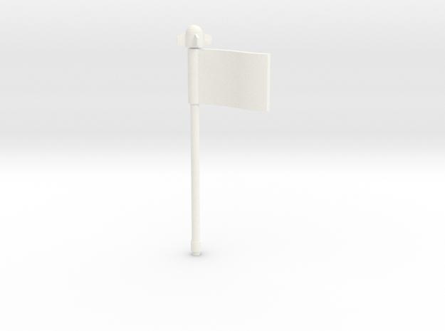 Blastcharge Strika Flag 3d printed