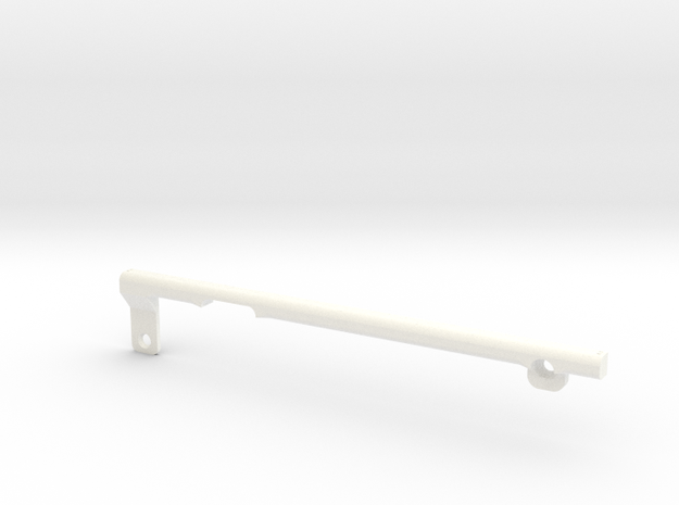 ThumbRail - Neck - Fender Geddy Lee Jazz 3d printed