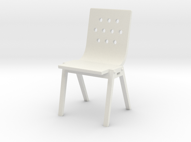 1:24 Modwood Chair (Not Full Size)