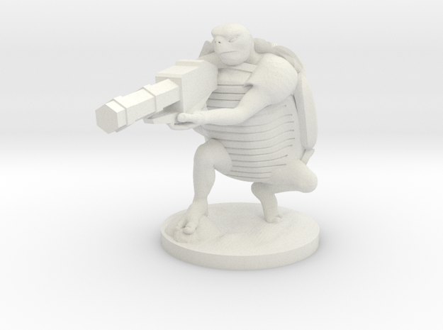 Xxcha Infantry 3cm in White Natural Versatile Plastic