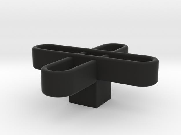 Heating Valve Knob (7mm square-section key) 3d printed