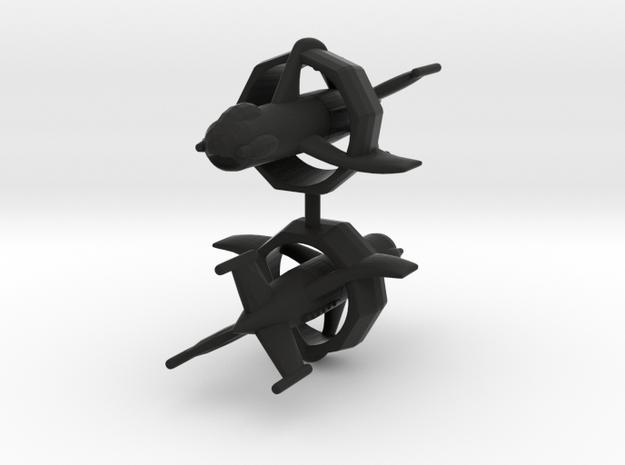 1/200 Heinkel Wespe* (x2) 3d printed