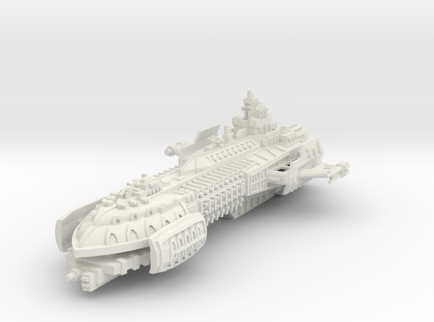 BFG Heresy Barge