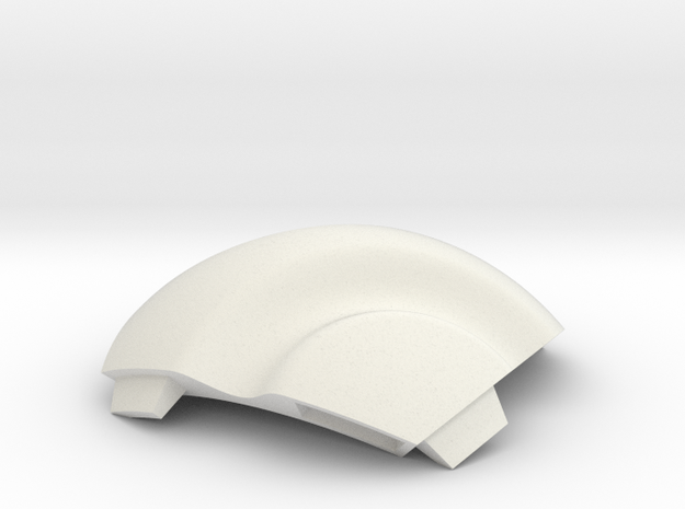 NSphere Mini (tile type:1) in White Strong & Flexible