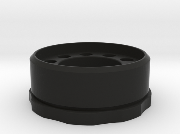 RB-Piston-Cage-Cap 3d printed