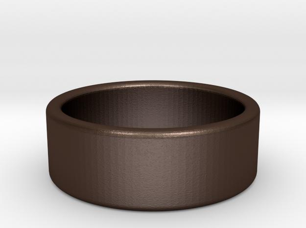 7 1/2 Blank Band 3d printed