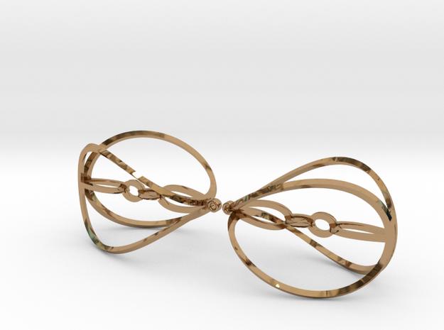 Hypaerial Earrings 3d printed