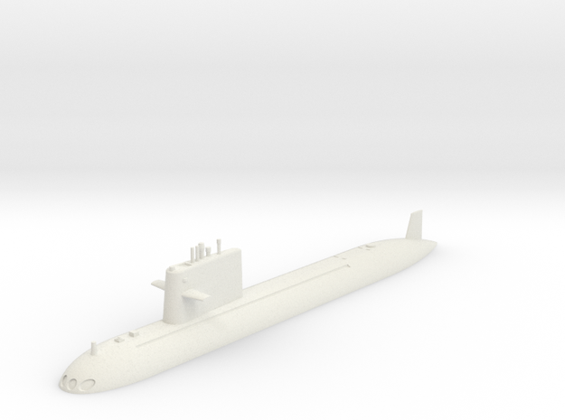 1/700 Type 091 Submarine (Waterline)