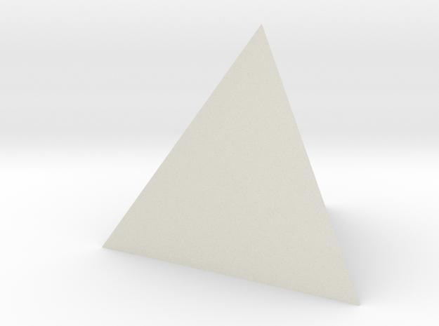 Small Tetrahedron 3d printed