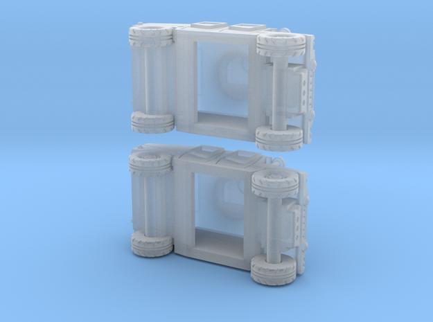 1/144 Humvee UAH (Dual Pack) 3d printed