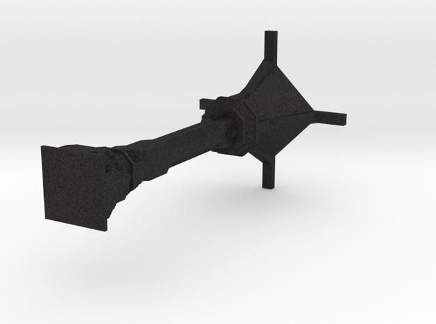 Half Scale Dwarven Column Full 3d printed
