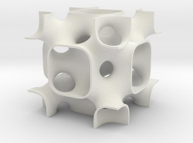 Fluoritesolid7 3d printed