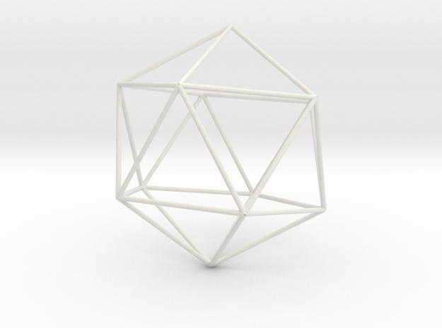 Icosaedro1 3d printed
