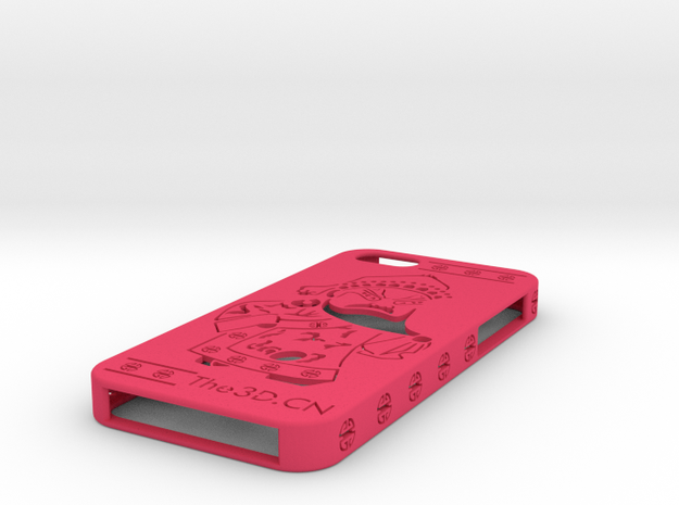 iPhone5_The Chinese Style--Traditional Opera 07 3d printed