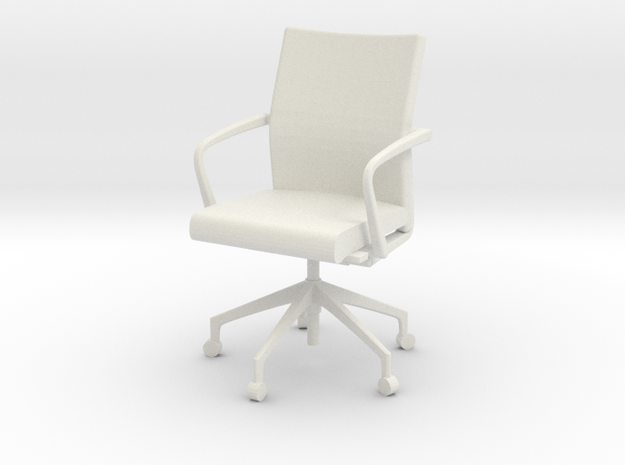 Stylex Sava Chair - Fixed Arms 1:24 Scale