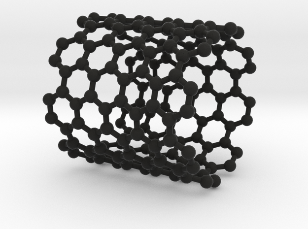NanoTube Napkin Ring 3d printed