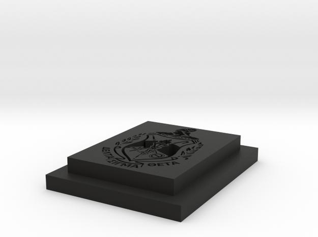 Delta Crest 3d printed