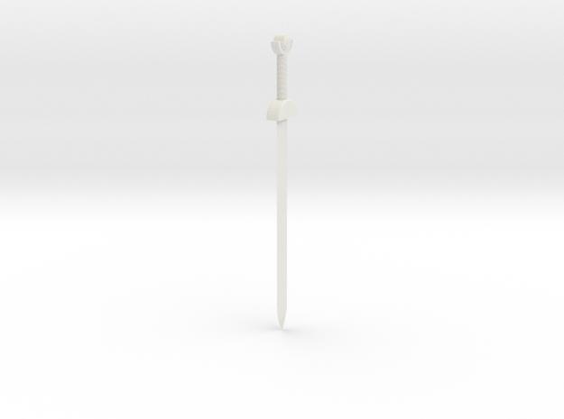 Dollfie BJD 1/3 Prop S1 in White Strong & Flexible