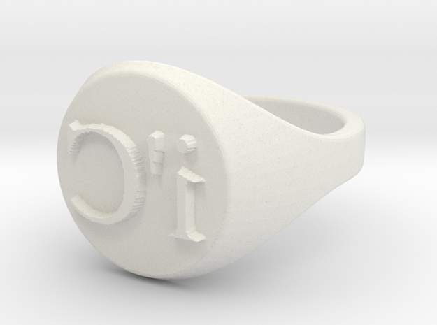 ring -- Thu, 30 May 2013 22:07:38 +0200 3d printed