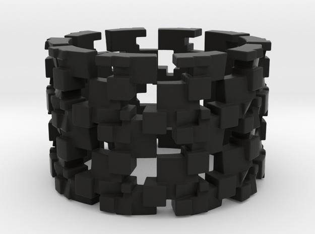 Grinder Ring Size 13 3d printed