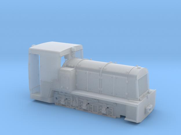 Französische Feldbahnlok Billard T100 Spur 1f 1:32 3d printed