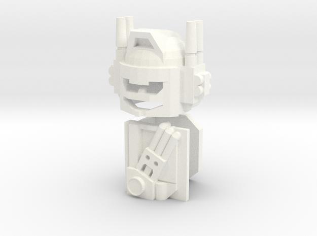 Rid Super Boss 3d printed