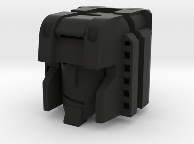 MP Seeker Drone Head Smile 3d printed