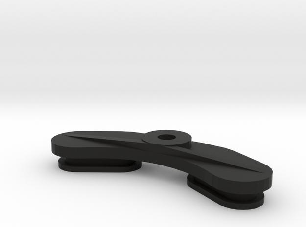 Cascade-battery-cover-1c in Black Strong & Flexible