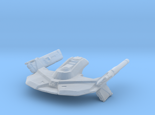 Iowa Class25cm in Smooth Fine Detail Plastic