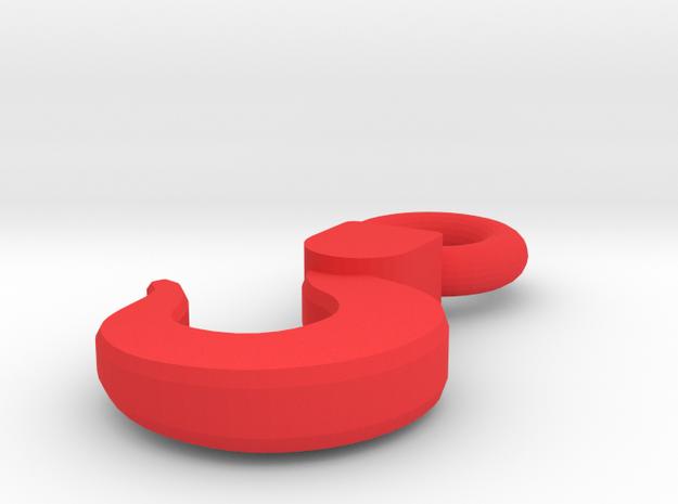 Hook - Playbig 3d printed