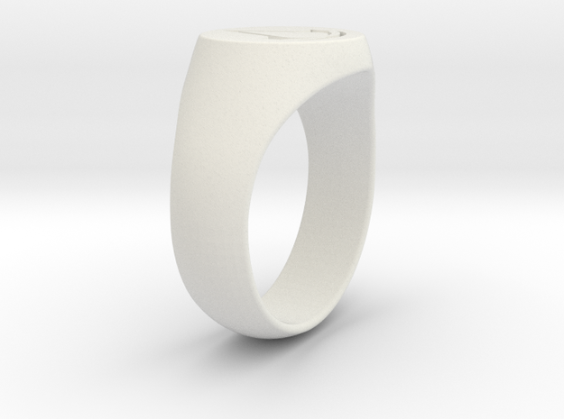 Assassin's Creed Ring 02 US11 3d printed