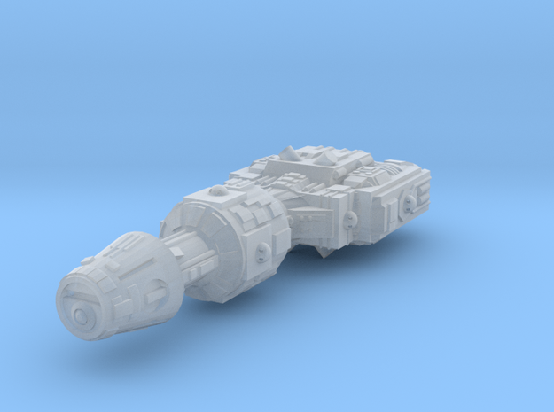 1/2256 Correllian Gunship 3d printed