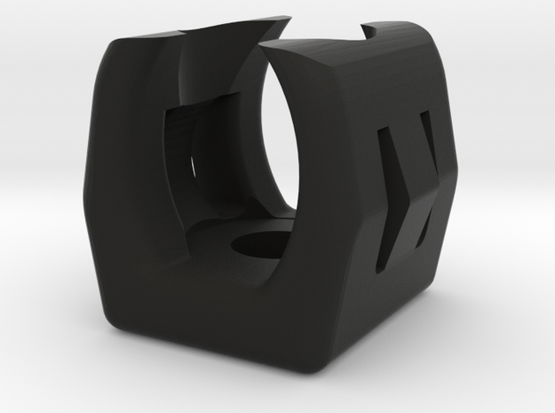 Nissan S13 radio console clip 3d printed